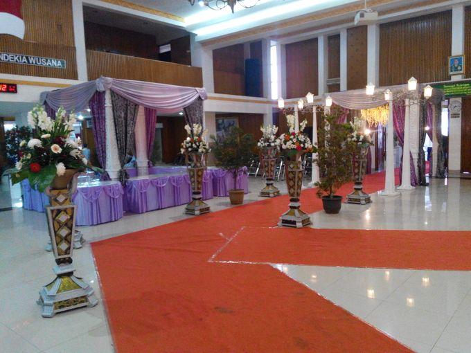 Maulana - Rosyi wedding day by Link Wedding Planner - 007