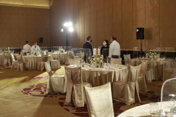 Entertainment Sangjit Hotel Mulia Jakarta by Double V Entertainment by Double V Entertainment - 003