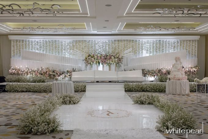 Pullman jakarta Thamrin by White Pearl Decoration - 013
