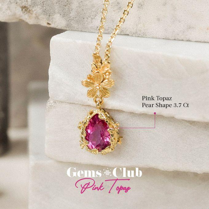 """Gemsclub """"Pink Topaz"""" by Tulola - 010"""
