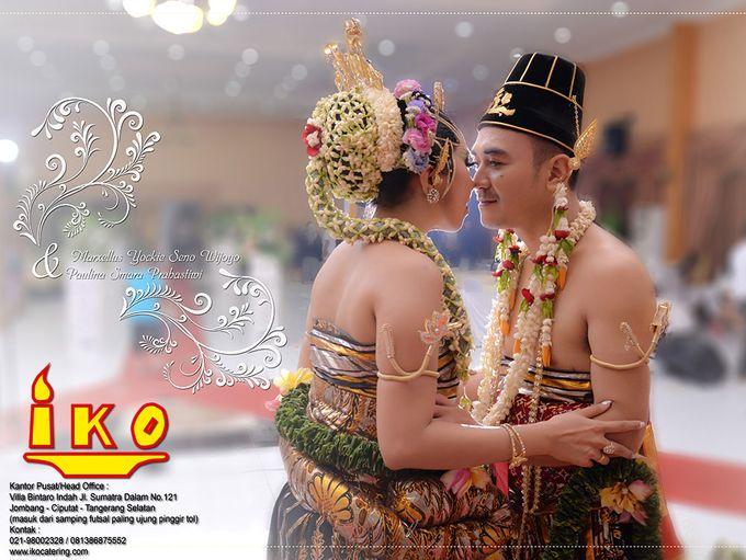 Rias & Busana Pengantin by IKO Catering Service dan Paket Pernikahan - 046