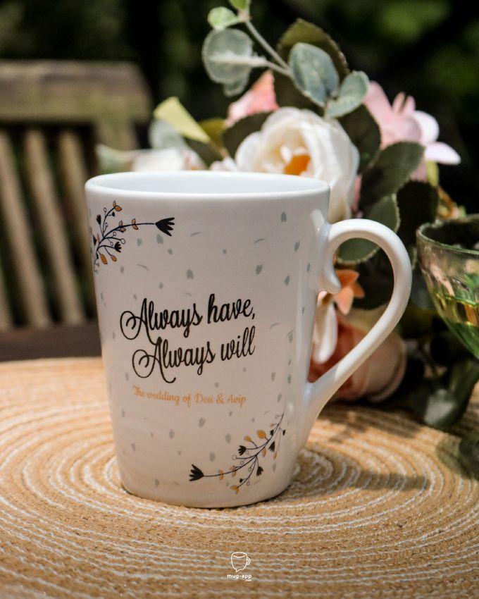 Wedding Desi & Avip by Mug-App Wedding Souvenir - 006