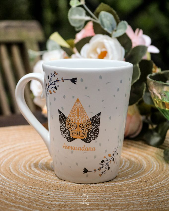 Wedding Desi & Avip by Mug-App Wedding Souvenir - 004