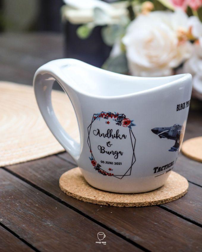 Andhika & Bunga by Mug-App Wedding Souvenir - 001