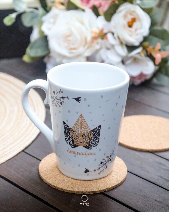 Wedding Desi & Avip by Mug-App Wedding Souvenir - 001