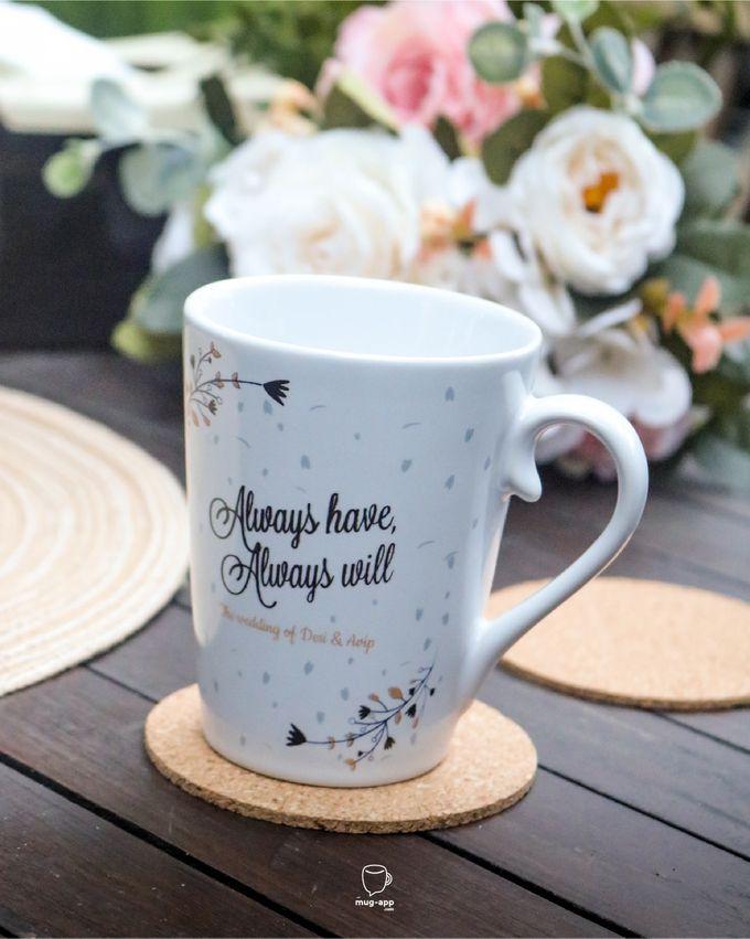 Wedding Desi & Avip by Mug-App Wedding Souvenir - 002
