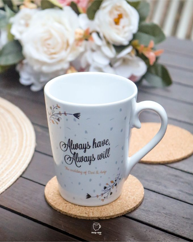 Wedding Desi & Avip by Mug-App Wedding Souvenir - 003