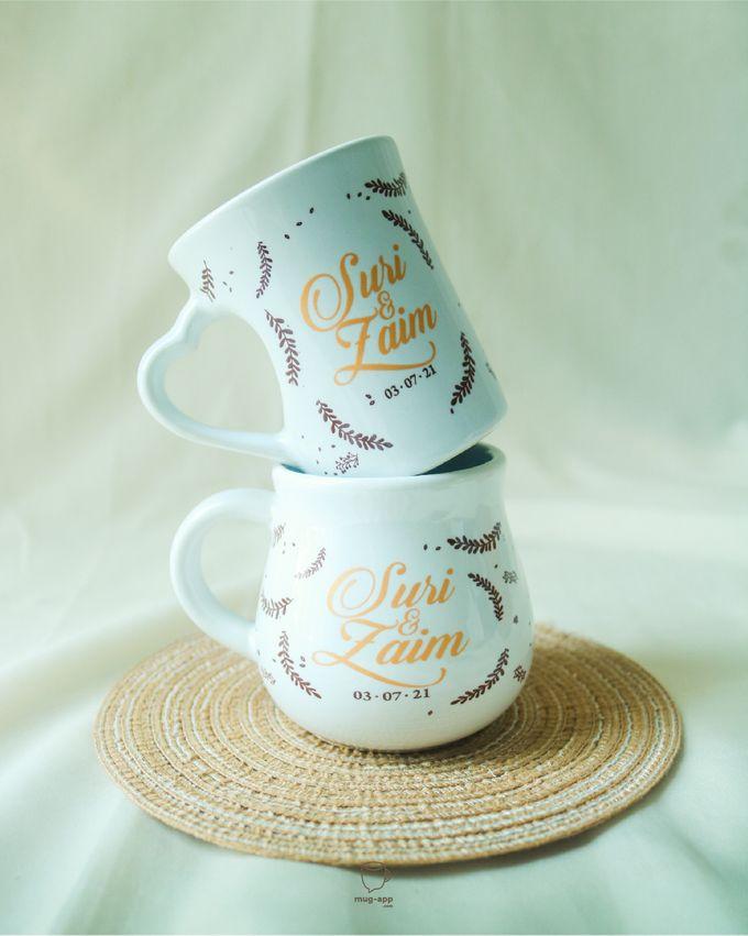 Suri & Zaim by Mug-App Wedding Souvenir - 002
