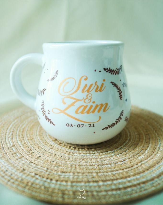 Suri & Zaim by Mug-App Wedding Souvenir - 006
