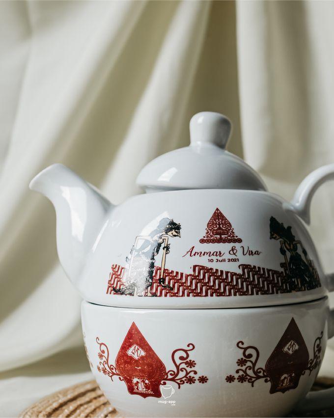 Wedding Ammar & Vira by Mug-App Wedding Souvenir - 004