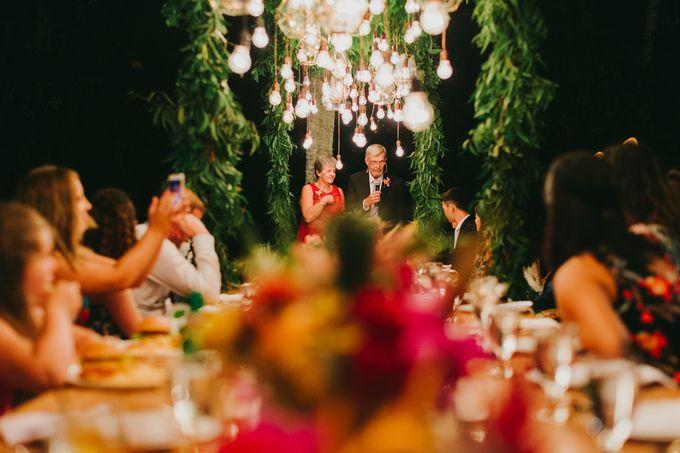 The Wedding of Mark & Maria by BDD Weddings Indonesia - 021