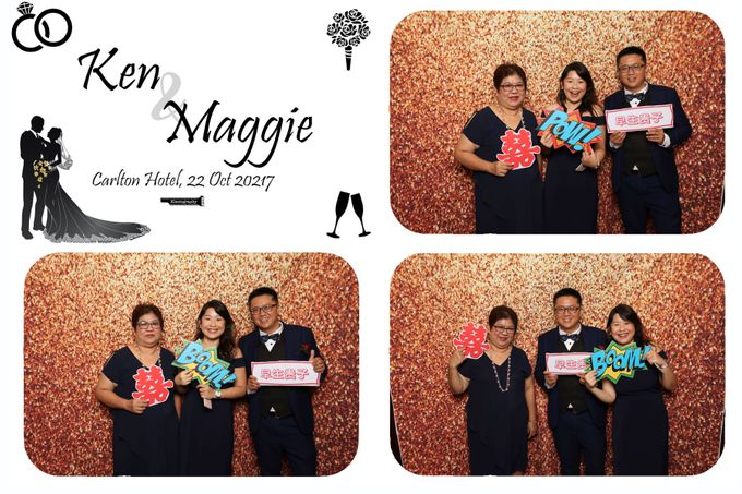 Ken and Maggie by Carlton Hotel Singapore - 022
