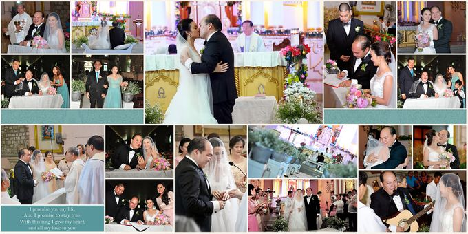 WEDDING PHOTO-VIDEO COVERAGE by CJC PHOTOGRAPHY ASIA CORPORATION - 012