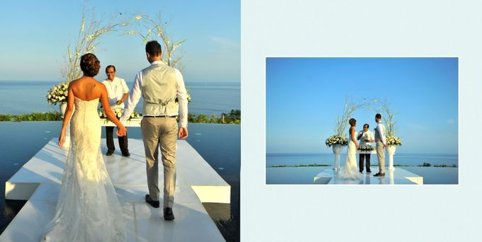 David & Rose by Bali Exotic Wedding Organizer - 009