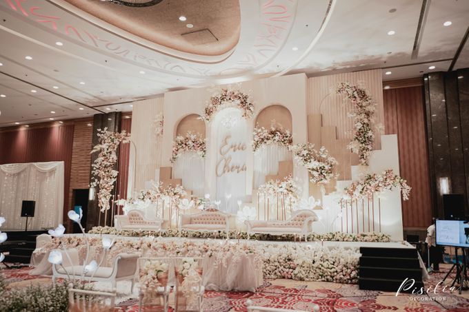 Skenoo Hall Pluit, 19 Jun '21 by IKK Wedding Venue - 022