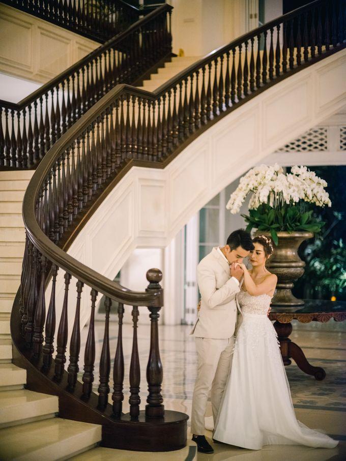Wedding of Aliff Ali Khan & Aska Ongi by Gusde Photography - 019