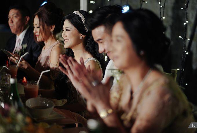 Jason & Brigitta Wedding by Majestic Events - 024
