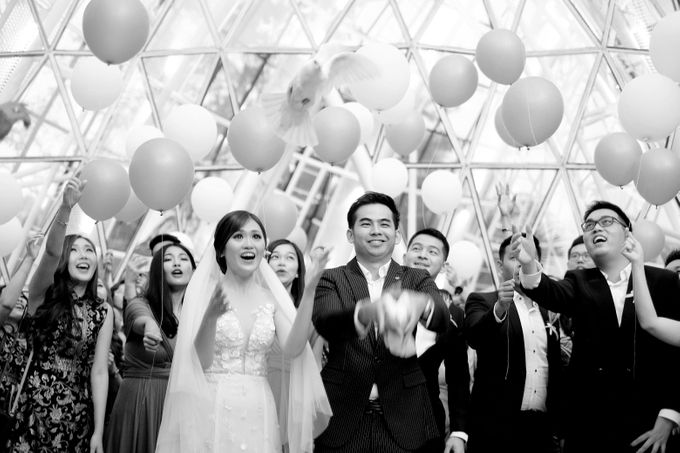 The Wedding of Anthony & Esther by PICTUREHOUSE PHOTOGRAPHY - 001