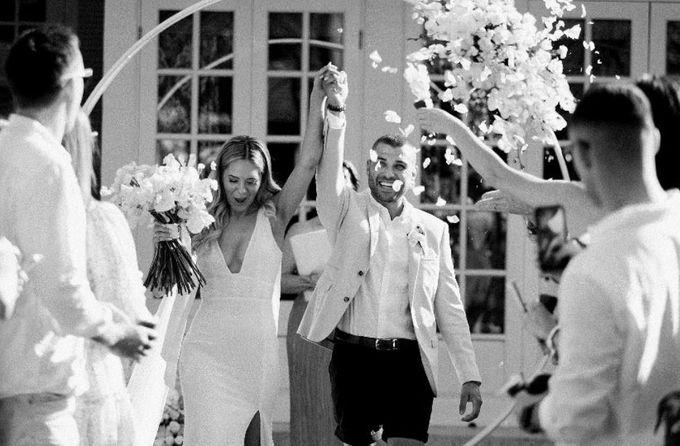 Brooke & Khalid Wedding by Bali Brides Wedding Planner - 022