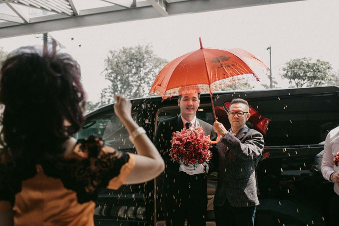 Sundoro & Lia Wedding by Dhika by MA Fotografia - 022
