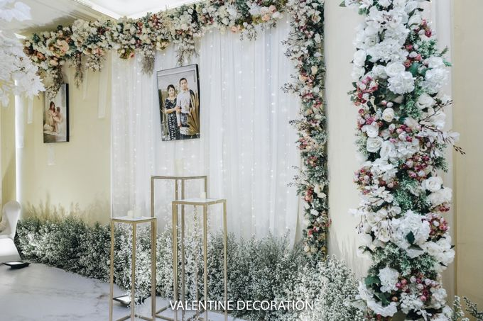 Ary & Dita  Wedding Decoration by MY MUSE BY YOFI - 022