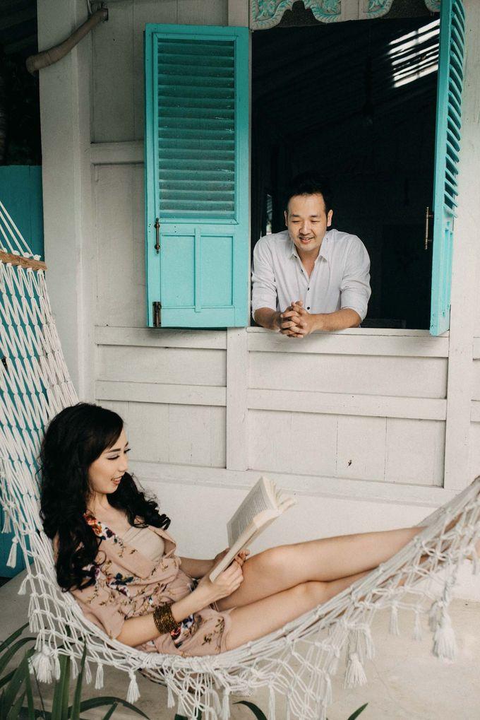 SUNDORO & LIA PREWEDDING by DHIKA by MA Fotografia - 022