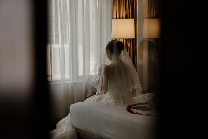Leonard & Shieng Wedding by Casablanca Design - 022