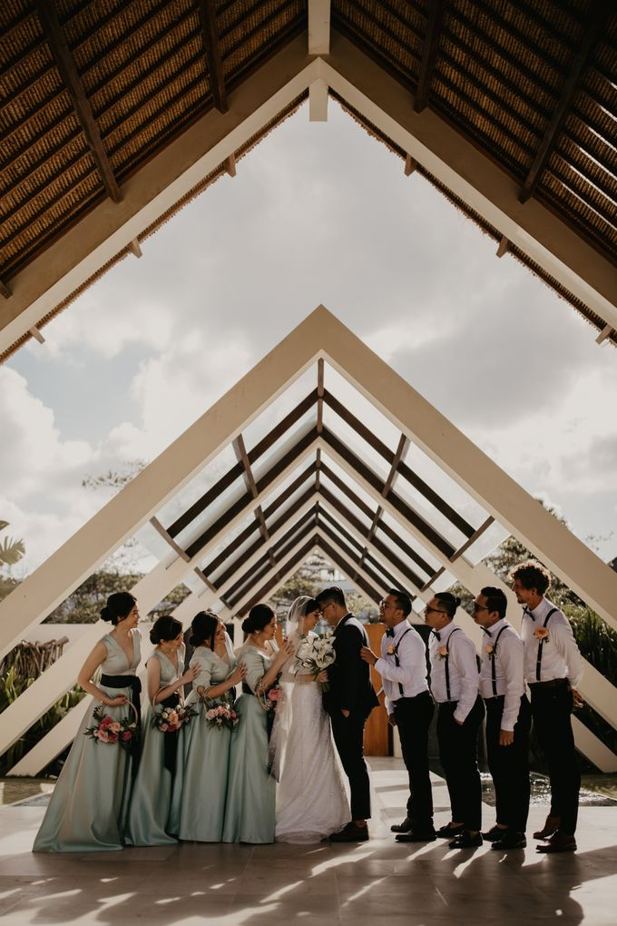 Eko & Vania Wedding by AKSA Creative - 022