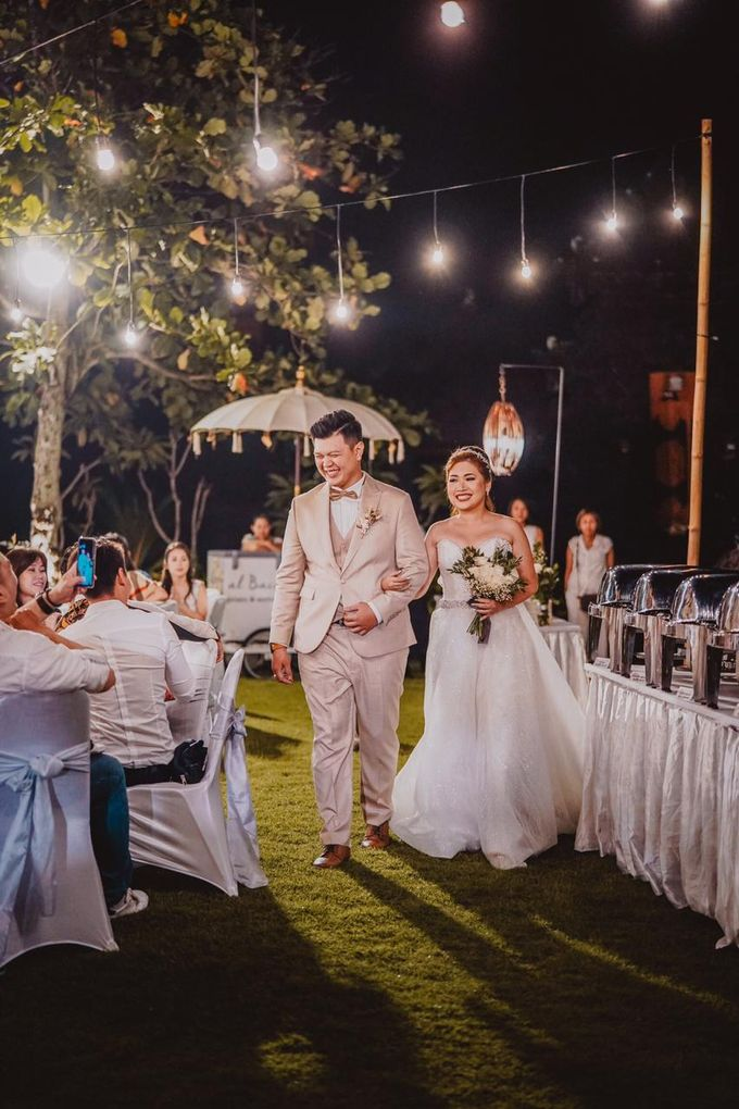 In Honor of Lucky & Mariska by Bali Becik Wedding - 023
