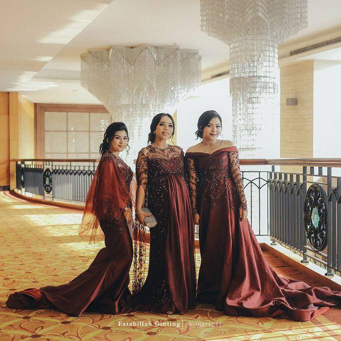 The Wedding - Ica & Toha by JW MARRIOTT HOTEL MEDAN - 012