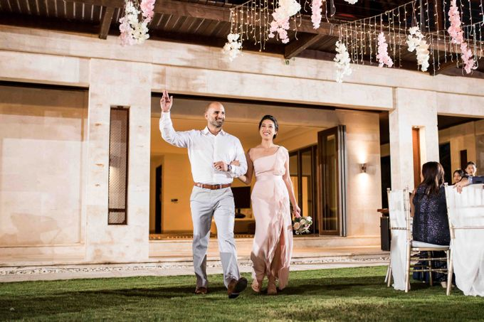 Ashley & Alan Wedding by The edge - 004