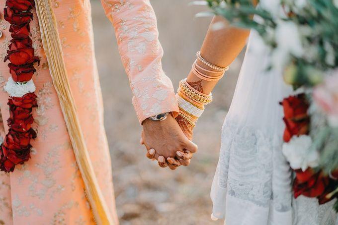 Nagisa Bali Wedding for Neel & Davina by Nagisa Bali - 022
