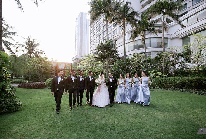 Felix & Hanna Wedding by Shangri-La Hotel - 022