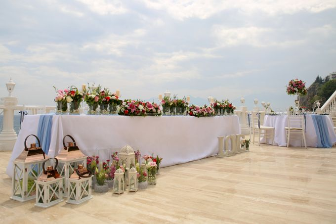 Mica & Ross British wedding by Wedding City Antalya - 022