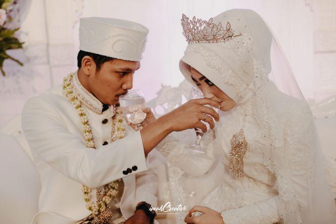 WEDDING RECEPTION OF ULFAH & DANAN by Imah Creative - 013