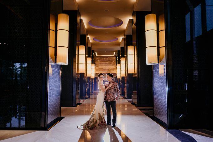 The Wedding of Leon & Audrey by Hotel Indonesia Kempinski Jakarta - 021