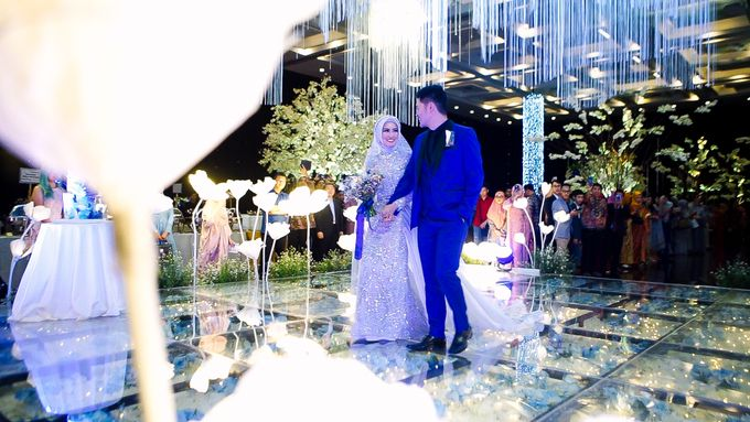 Wedding Shelly & Zafran by Indonesia Convention Exhibition (ICE) - 001