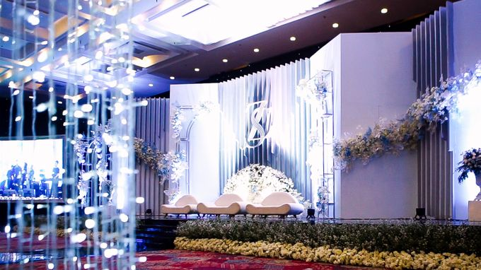 Wedding Shelly & Zafran by Indonesia Convention Exhibition (ICE) - 003