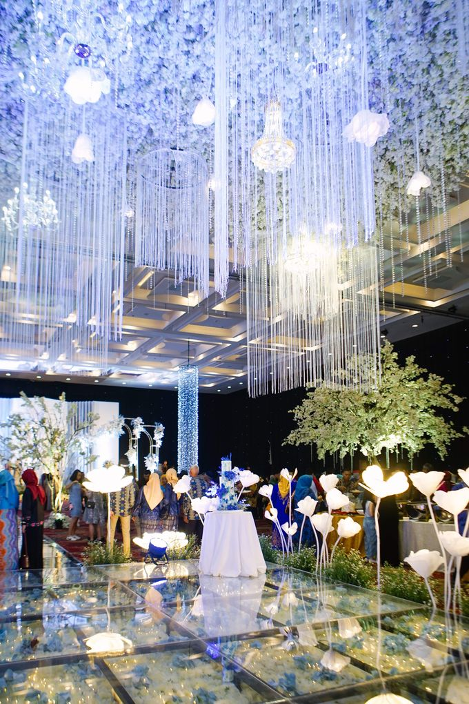 Wedding Shelly & Zafran by Indonesia Convention Exhibition (ICE) - 005