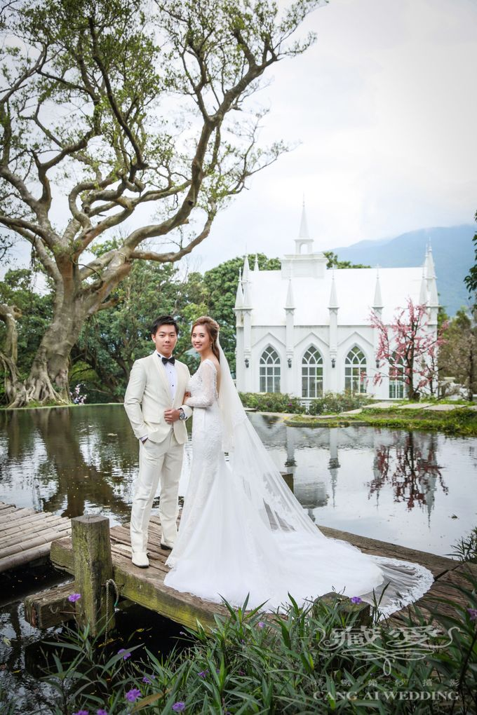 Uniquely Taiwan by Cang Ai Wedding - 011