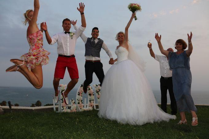 German Wedding in Antalya - Davut & Katya - by Wedding City Antalya - 022