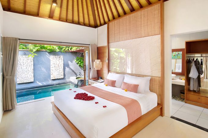 Honeymoon Package at legian Kriyamaha Villa by Ayona Villa - 006