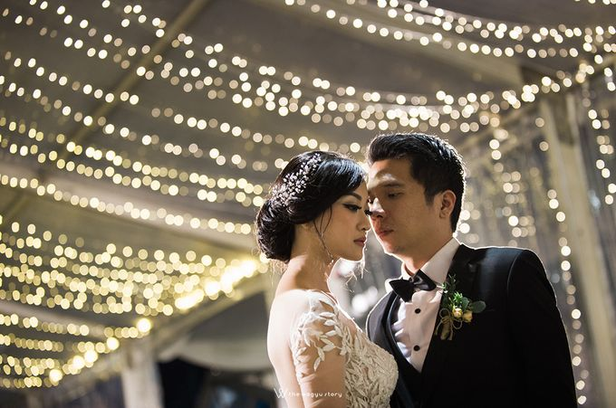 The Wedding of Gerry & Devina by The Wagyu Story - 022