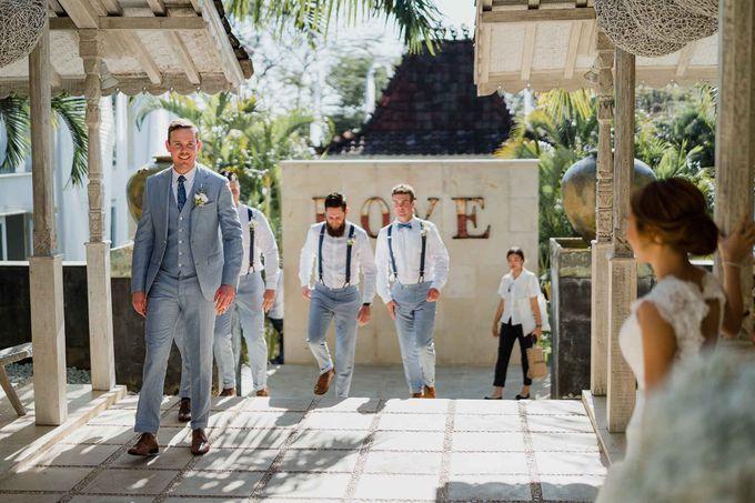 Oshiel & Patrick Wedding Preparation by White Roses Planner - 023