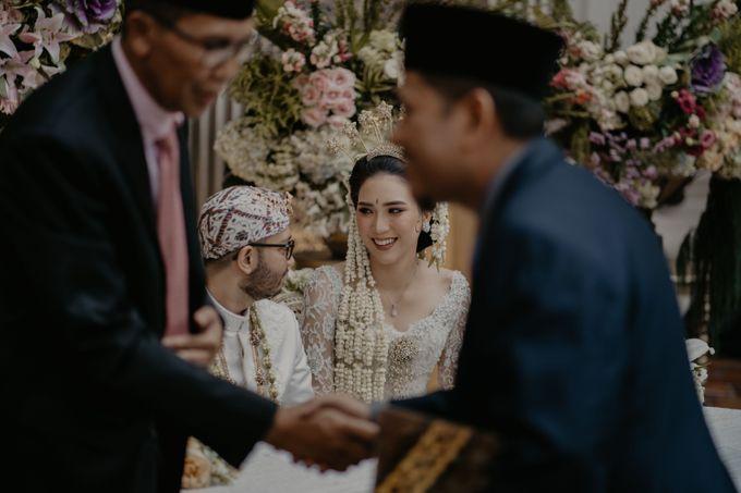 Denita & Fahmi Wedding by AKSA Creative - 022