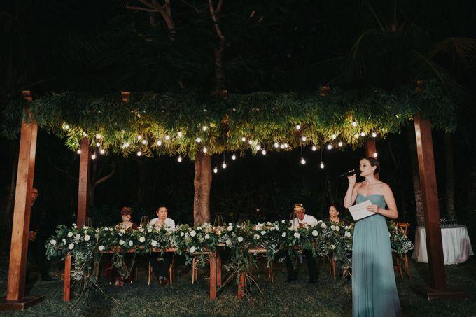 The Wedding of Shahril & Vivian by BDD Weddings Indonesia - 019