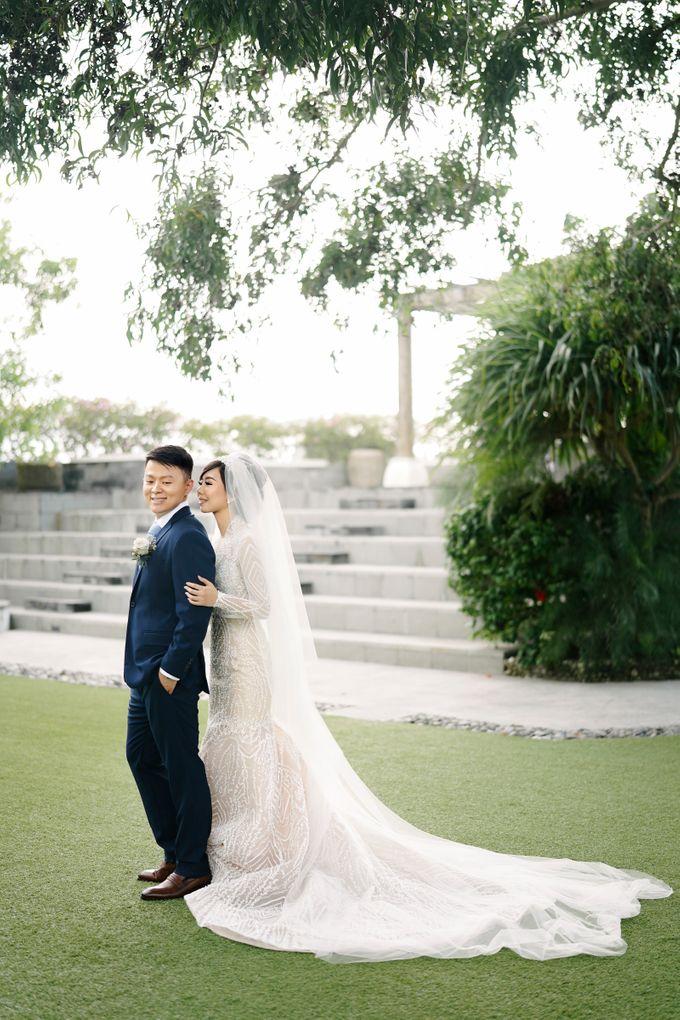 The Wedding of Johnsen & Fortunata by BDD Weddings Indonesia - 022