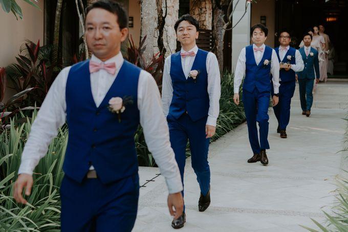 The Wedding of Ryoichi & Stephanie by BDD Weddings Indonesia - 017