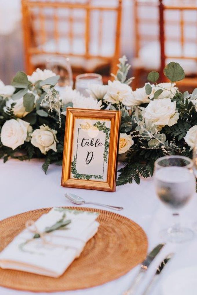 The Wedding of Christoph & Jessica by BDD Weddings Indonesia - 022