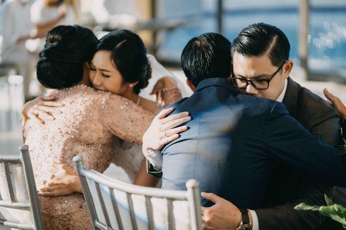 Wedding The Mulia Resort Donald & Tabita by StayBright - 020